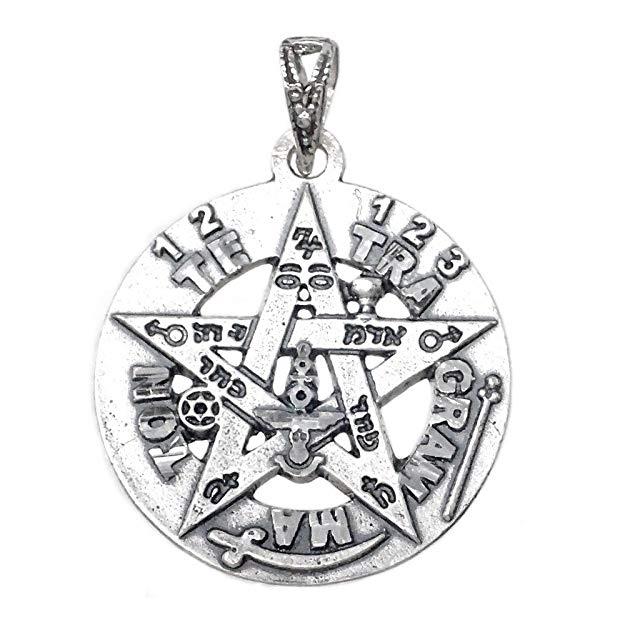 Amuletos de protección, el tetragramaton