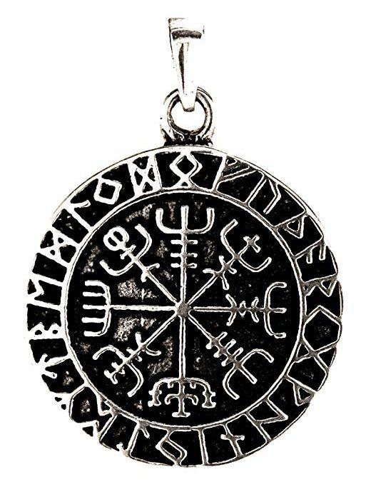 Vegvisir el amuleto de protección que nos guía