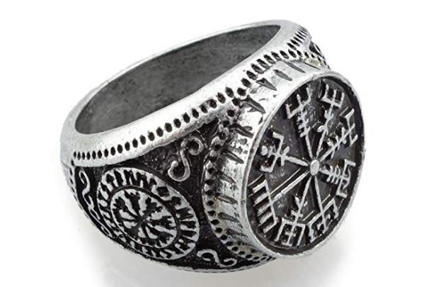 Vegvisir el amuleto brújula vikinga