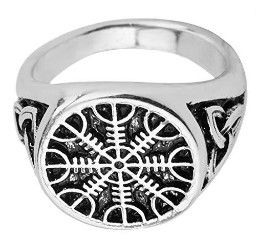 Aegishjalmur, el símbolo vikingo de protección