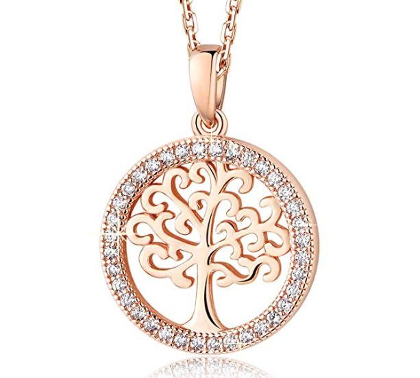 Yggdrasil, el amuleto del árbol de la vida