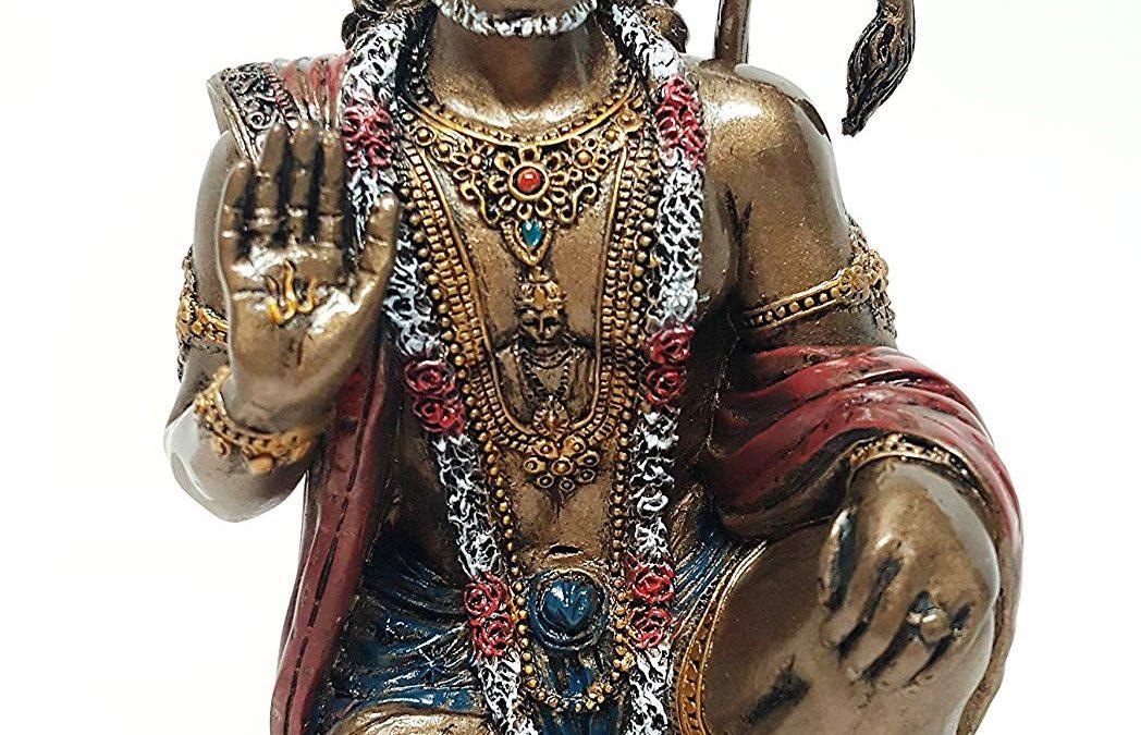 Hanuman, el gran dios mono