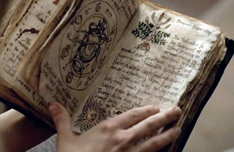 Grimorio, el libro de hechizos