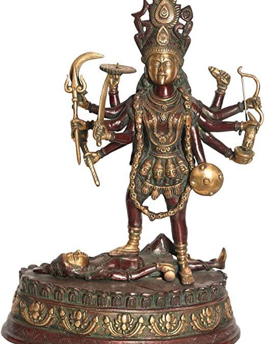 Diosa Kali hindú