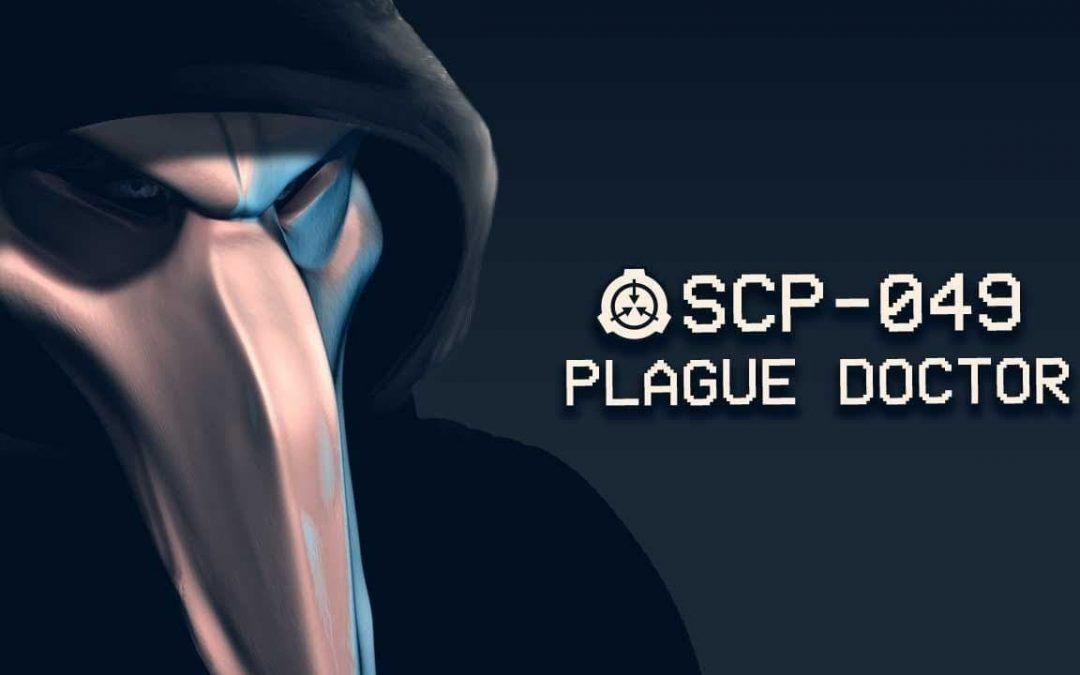 Máscara peste negra, Doctor Peste SCP-049